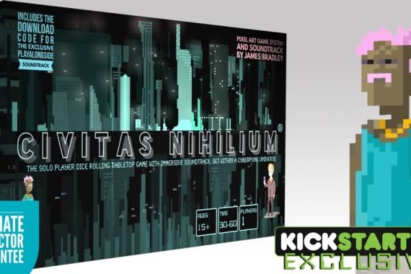 Giochiamo a Blade Runner sull'Amiga – Civitas Nihilium