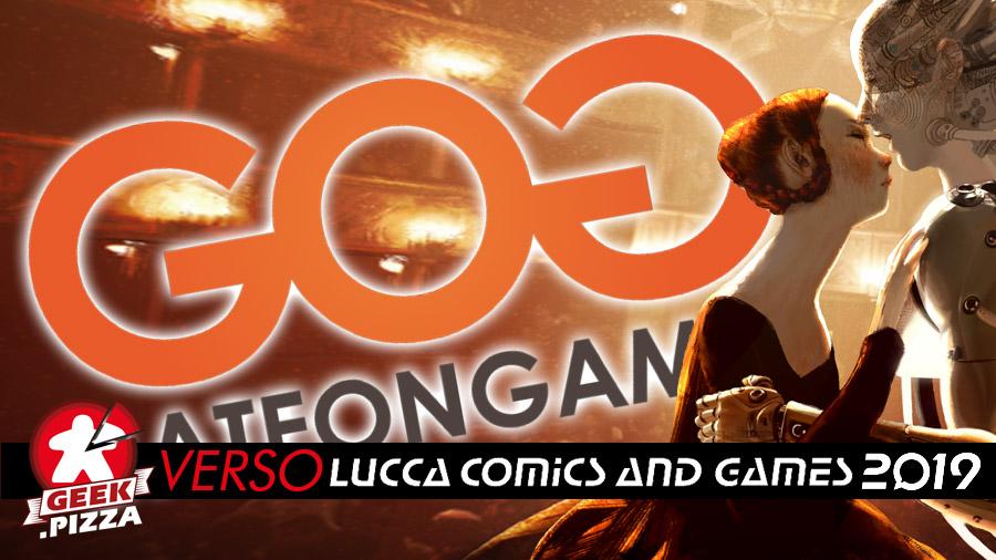 Verso Lucca Comics & Games: GateOnGames