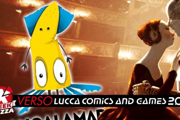 Verso Lucca Comics & Games 2019 – ManCalamaro