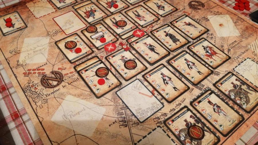 WLOG – Napoleon Saga