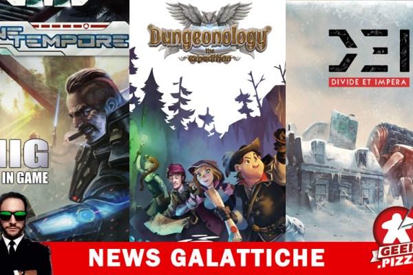 MIG News Galattiche: Pendragon annuncia la partnership con Ludus Magnus Studio