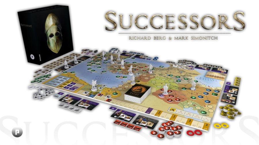 Pendragon Game Studio annuncia Successors in italiano (ma c'è bisogno di voi)