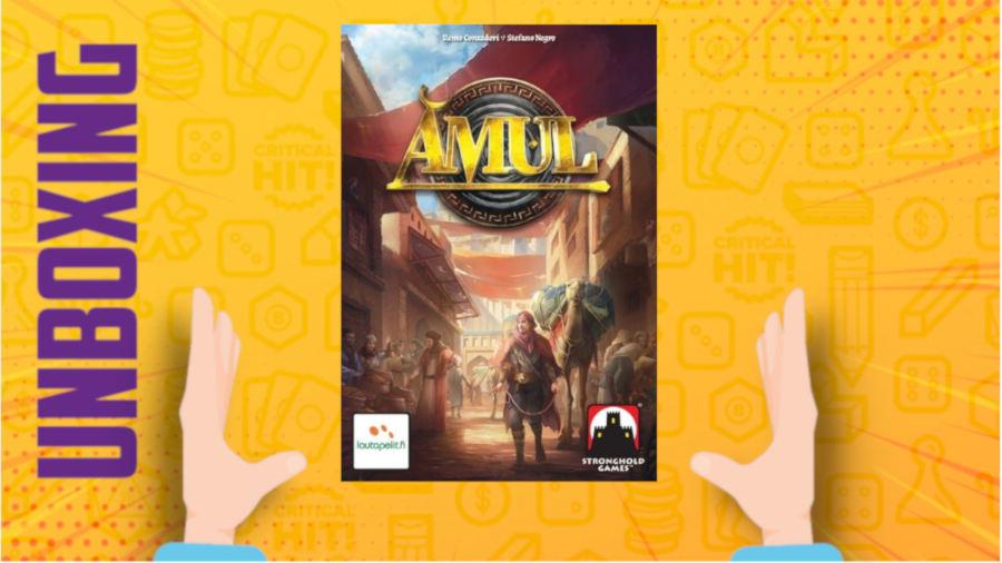Amul – Unboxing