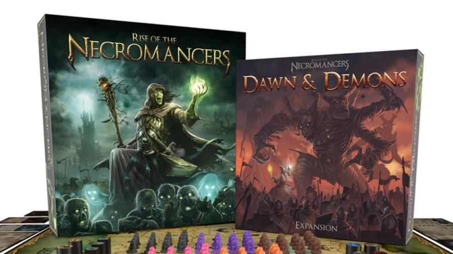Rise of the Necromancers – Chi vuol essere cattivo?