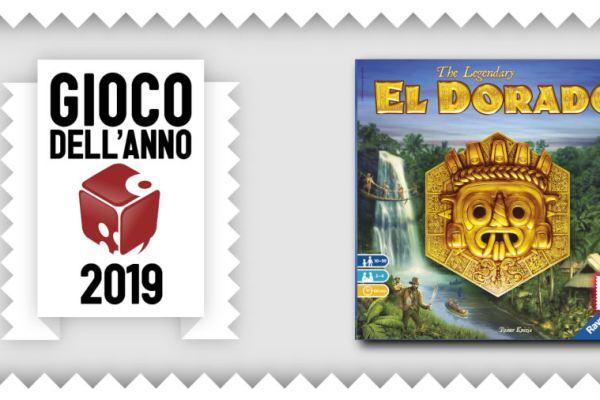 È El Dorado il gioco dell'anno 2019