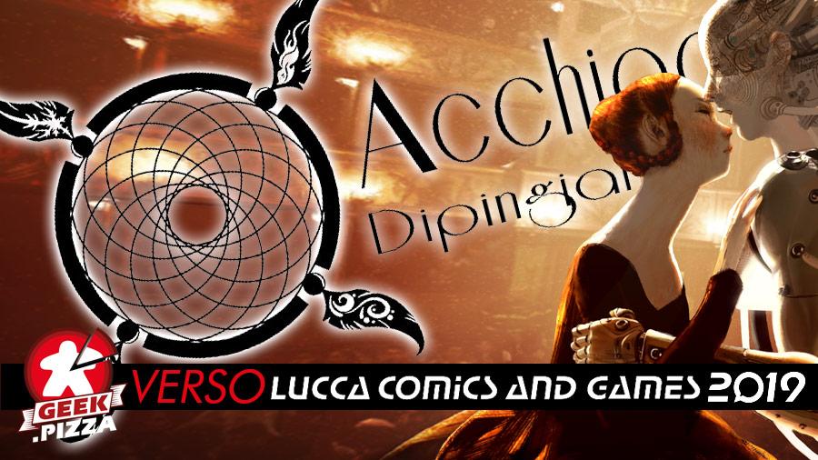 Verso Lucca Comics & Games – Acchiappasogni