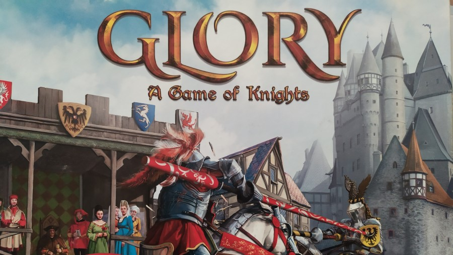 Anteprima – Glory: A Game of Knights su Kickstarter