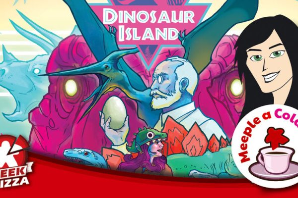 Meeple a colazione – Dinosaur Island