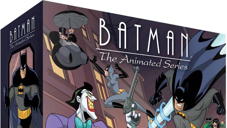 Anteprima – Batman: The Animated Series su Kickstarter