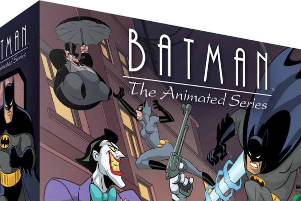 Anteprima – Batman: The Animated Series su Kickstarter