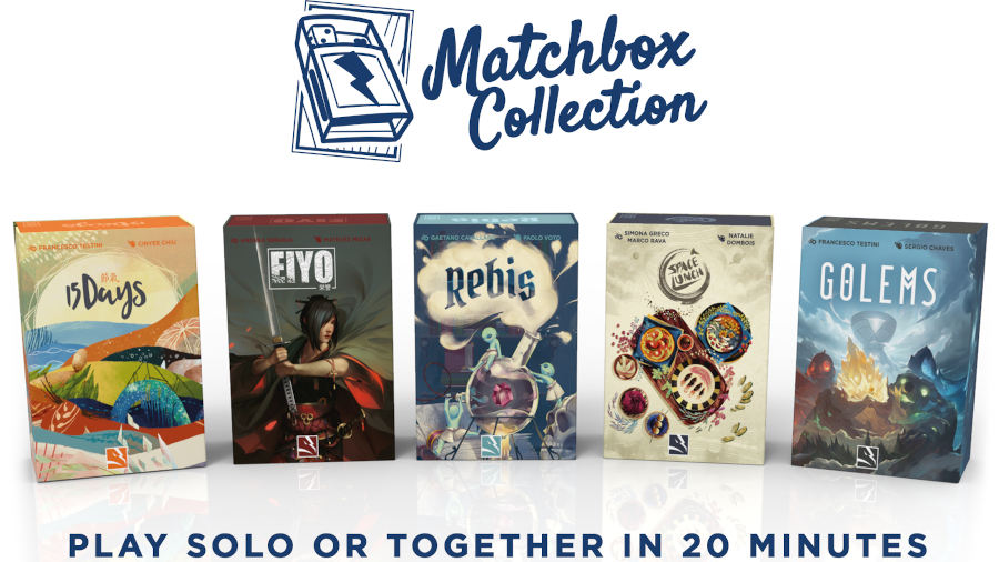 Anteprima: The Matchbox Collection su Kickstarter
