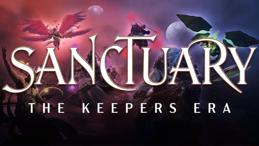 Anteprima – Sanctuary: The Keepers Era su Kickstarter