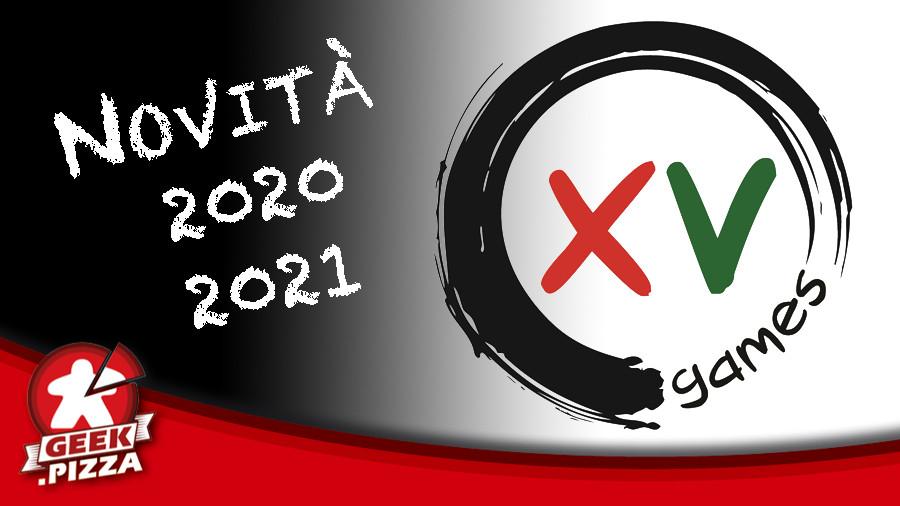 XV Games: tutte le novità 2020 – 2021