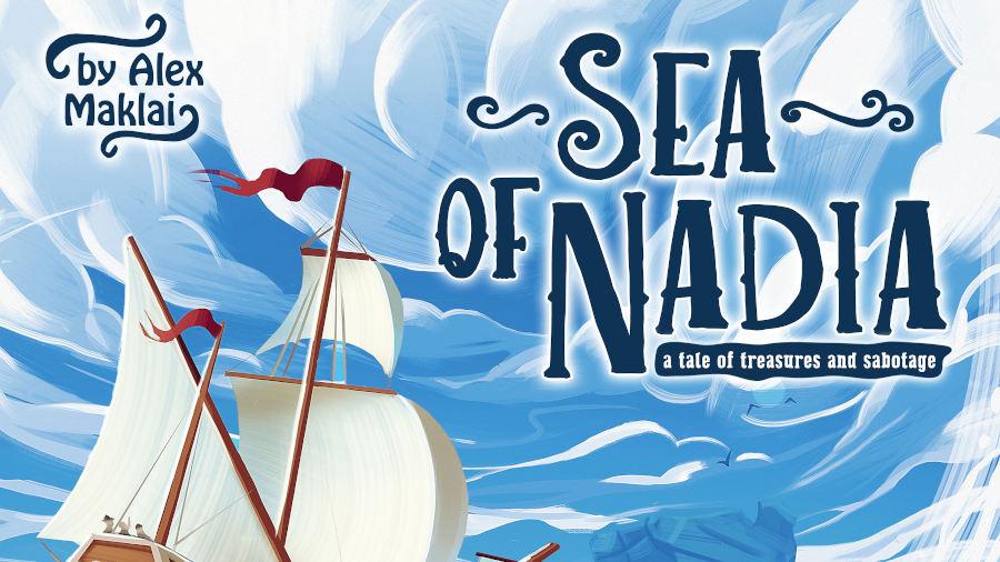 Anteprima – Sea of Nadia su Kickstarter