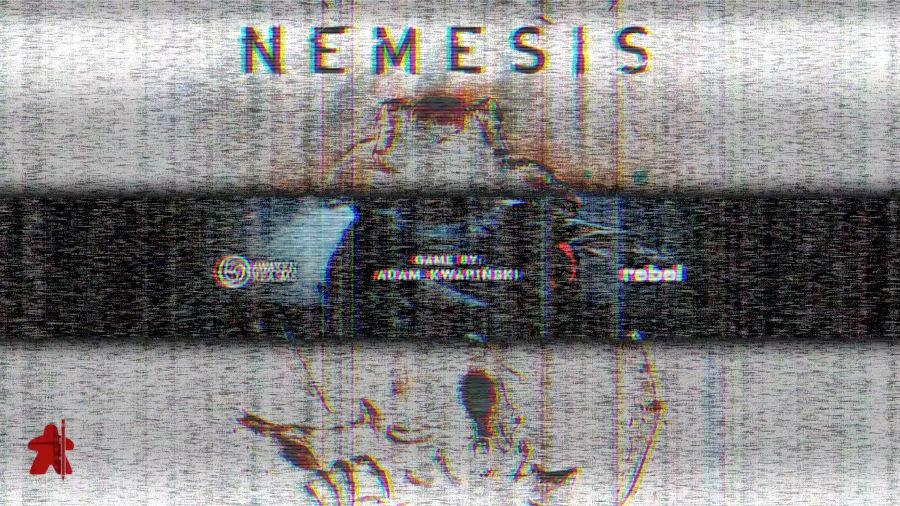 Storyboardgame: Nemesis – nello spazio nessuno può sentirti urlare