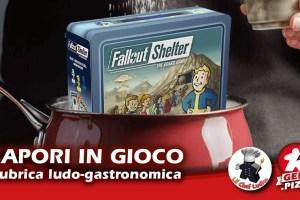 Sapori in gioco: Fallout Shelter