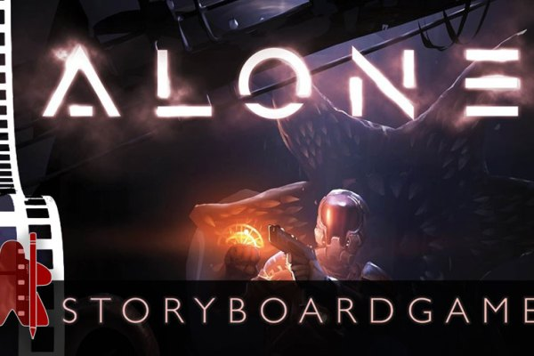 Storyboardgame – Alone