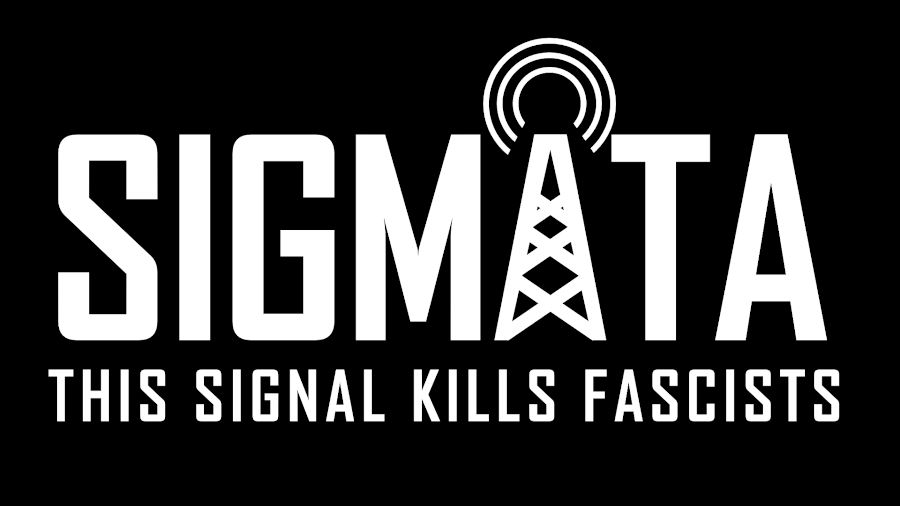 "Sigmata – This Signal Kills Fascists in ""pay what you want"" per commemorare George Floyd"
