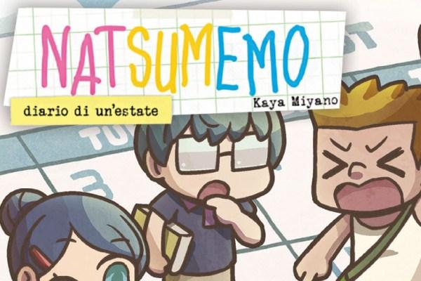 Natsumemo – Diario di un'estate