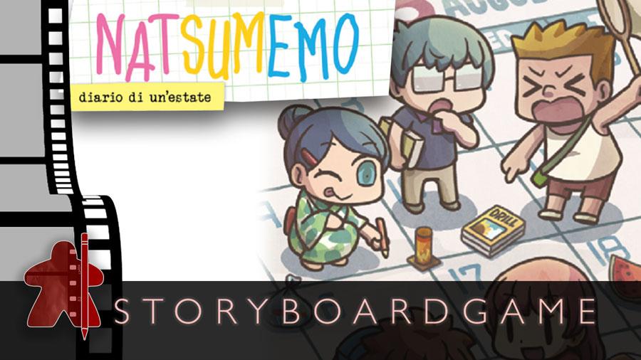 Storyboardgame – Natsumemo – Diario di un'estate