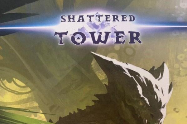 Shattered Tower, il GDR tutto italiano che ci ha conquistati!