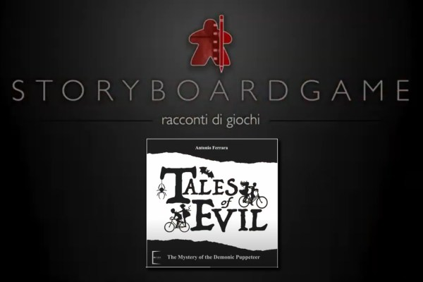 STORYBOARDGAME – TALES OF EVIL