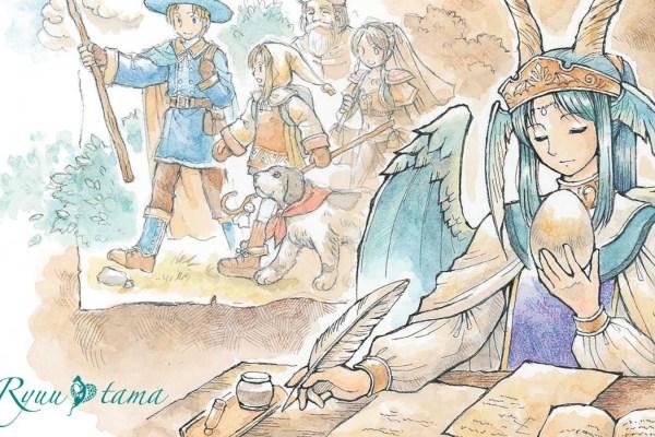 Ryuutama, il GDR Nipponico candidato a Gioco dell'Anno – Recensione