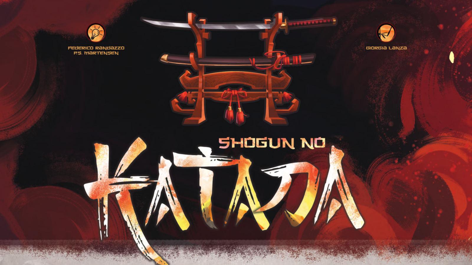 Anteprima: Shogun No Katana su Kickstarter