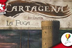 Giochi a bordo: Cartagena, la fuga.