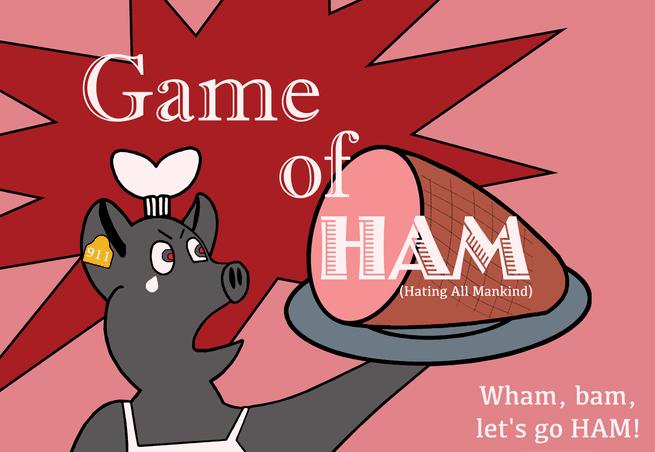 Cercasi adulti aperti e consenzienti per Game of HAM