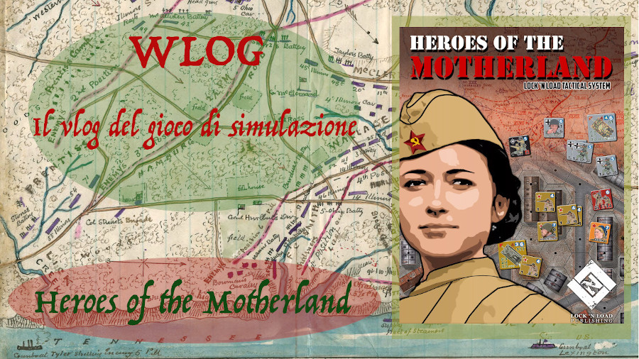 WLOG – Heroes of the Motherland (Unboxing)