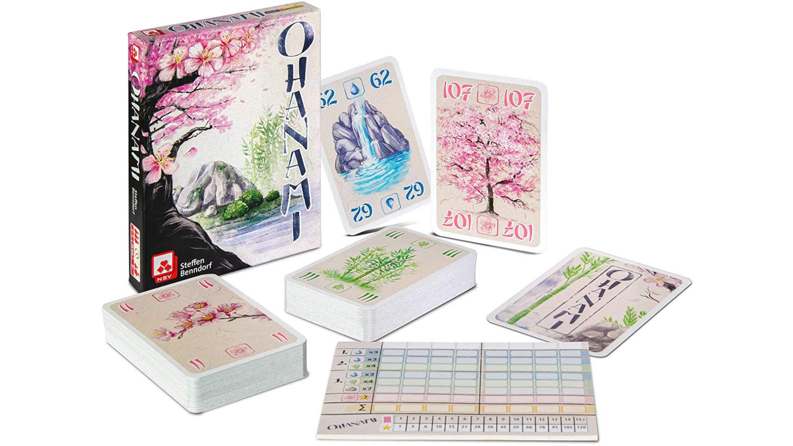 Ohanami: un gioco sakura… mente divertente!