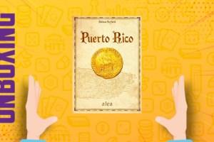 Puerto Rico (Nuova edizione) – Unboxing