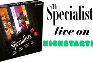 Anteprima: The Specialists su Kickstarter (ecco come vincerne una copia)