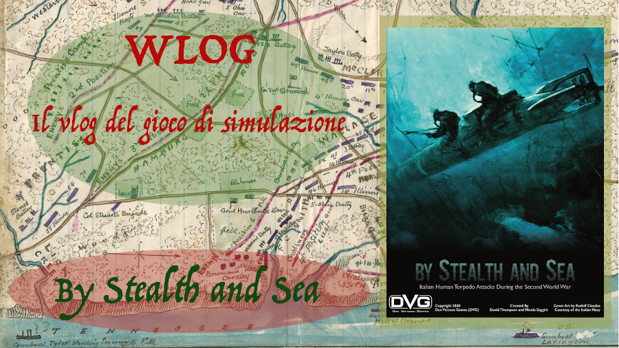 WLOG – By Stealth and Sea