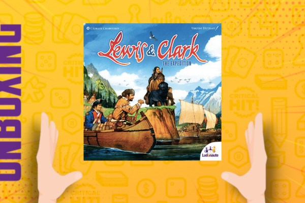 Lewis & Clark (The expedition) – Unboxing