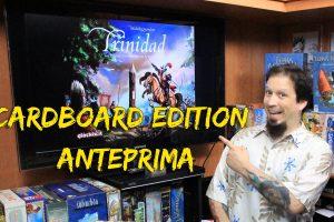Trinidad Standard Edition – Costruire a suon di cartone
