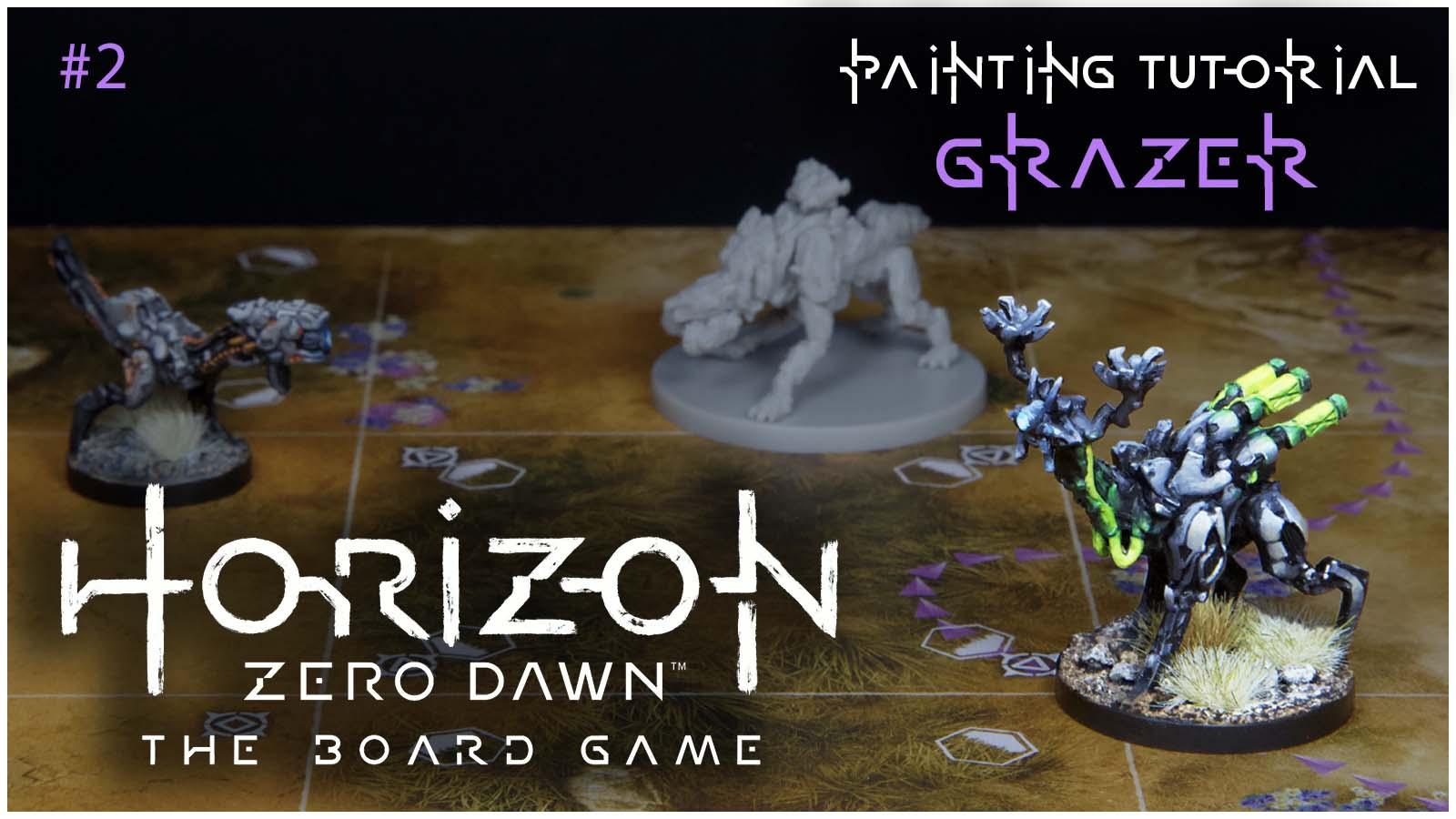 Kiki's Miniatures Mania – Horizon Zero Dawn ep.2 – Come dipingere il Cervavito