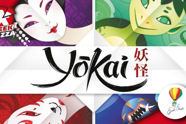 Yōkai – Un gioco di… Spiriti Liberi
