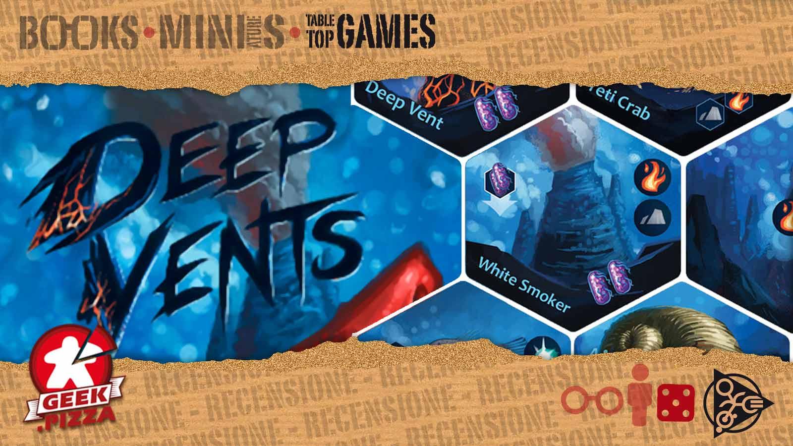 TTGames: Deep Vents – Creature degli abissi