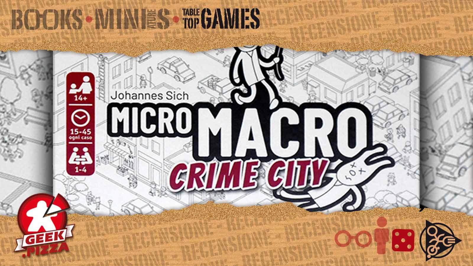 TT Games: Micromacro Crime City