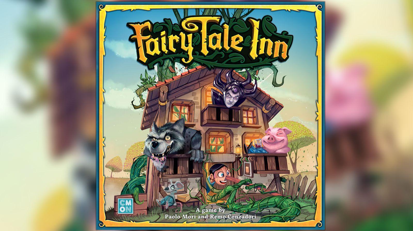 Fairy Tale Inn – Fiabe al nostro tavolo