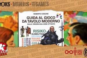 Books 001 – Guida al gioco da tavolo moderno