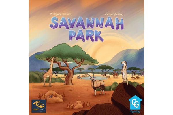 Anteprima: Savannah Park di Kiesling e Kramer