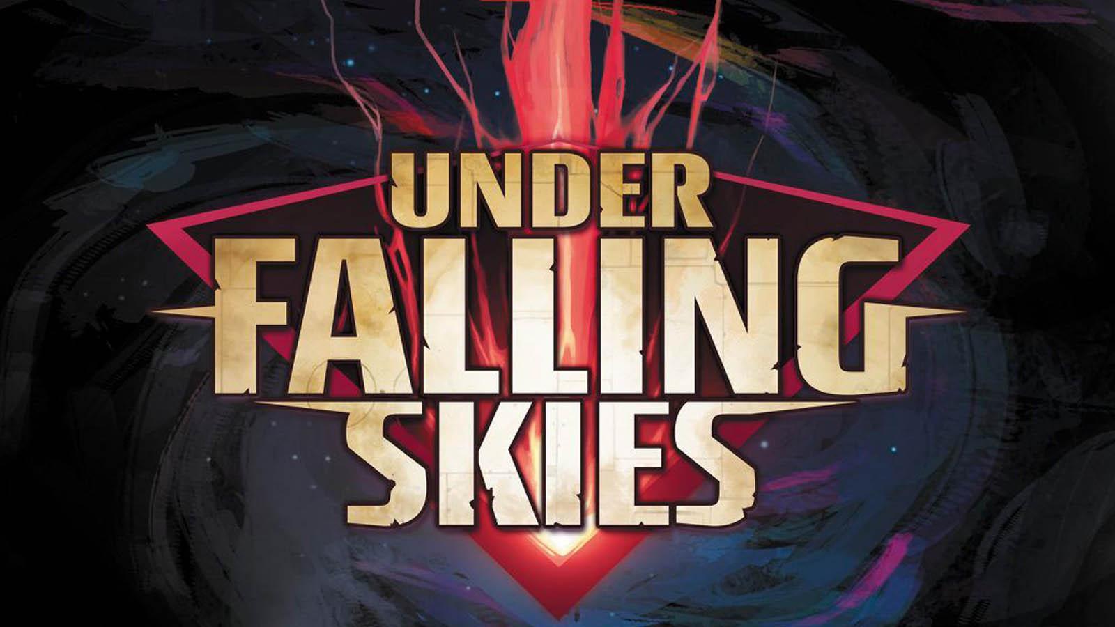 Under Falling Skies – Recensione