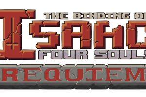 MS Edizioni annuncia la localizzazione italiana di The Binding of Isaac: Four Souls Requiem
