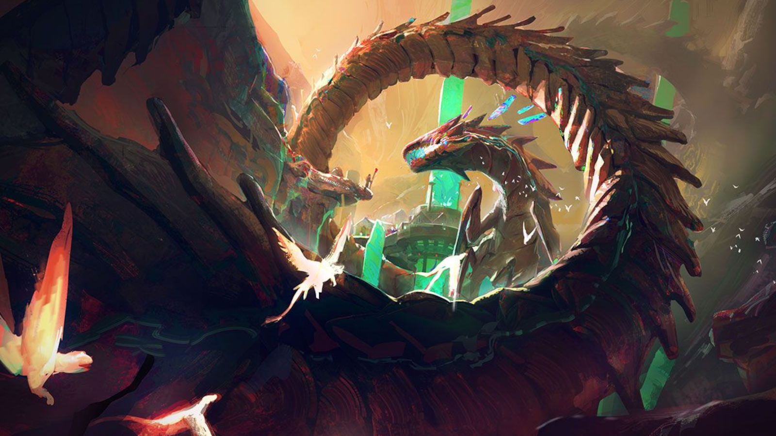 Anteprima – Volfyirion Guilds su Kickstarter