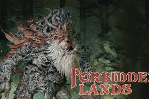 Free League annuncia Book of Beasts & The Bloodmarch per Forbidden Lands
