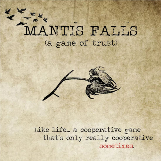 Fever Games presenta Mantis Falls