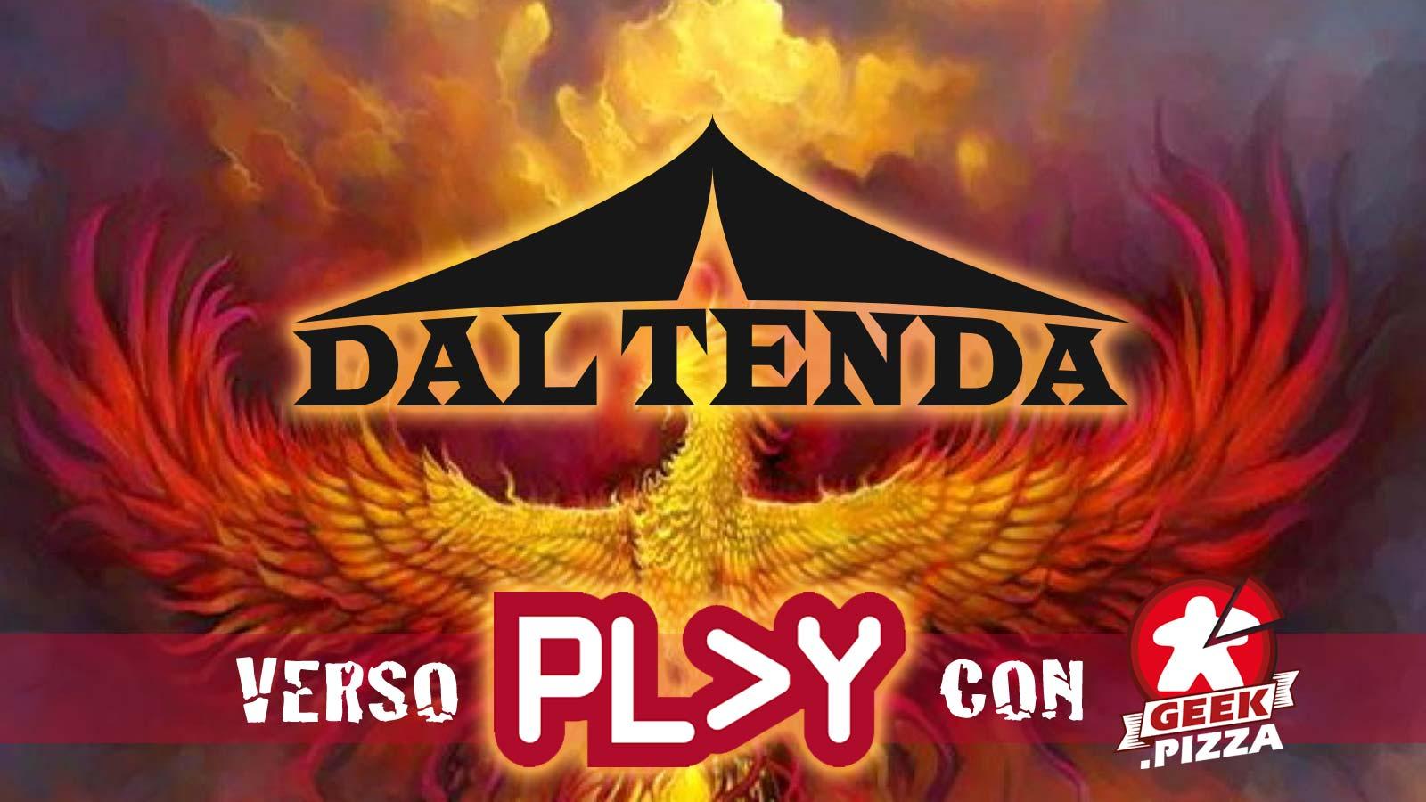 Verso Play 2021 – Dal Tenda